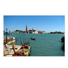 To Venice Postcards (Package of 8)