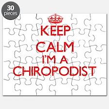 Keep calm I'm a Chiropodist Puzzle
