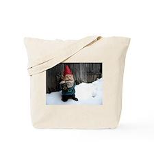 Snowy Wander Tote Bag