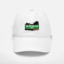 Van Cortlandt Park South, Bronx, NYC Baseball Baseball Cap