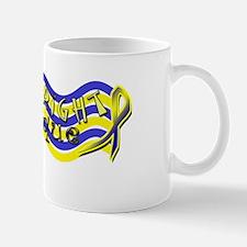 Down Right Unique Mug