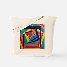 Cool Hebrew alphabet Tote Bag