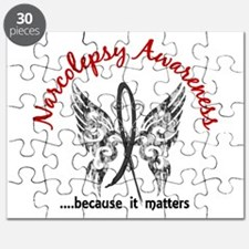 Narcolepsy Butterfly 6.1 Puzzle