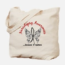 Narcolepsy Butterfly 6.1 Tote Bag