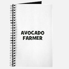 avocado farmer Journal