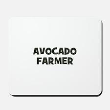 avocado farmer Mousepad