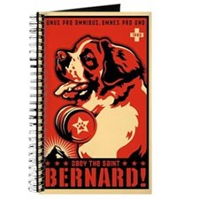 Saint Bernard World Domination Journal