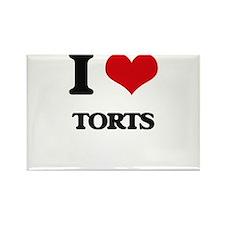 I love Torts Magnets
