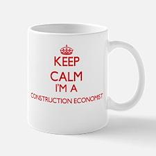 Keep calm I'm a Construction Economist Mugs