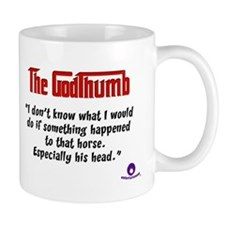 The Godthumb Coffee Mug