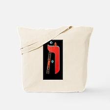 The Vav Letter Tote Bag