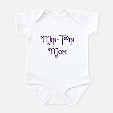 Min Pin Mom 19 Infant Bodysuit