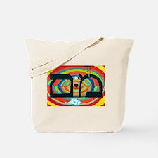 The Mem Letter Tote Bag