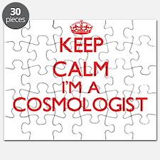 Keep calm I'm a Cosmologist Puzzle