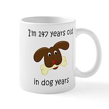 21 dog years 4 Mugs