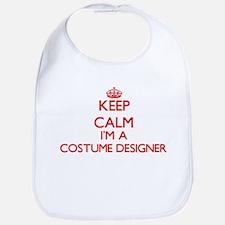 Keep calm I'm a Costume Designer Bib