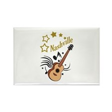 NASHVILLE MUSIC Magnets