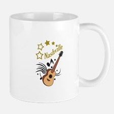 NASHVILLE MUSIC Mugs