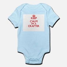 Keep calm I'm a Crafter Body Suit