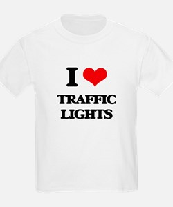 I love Traffic Lights T-Shirt
