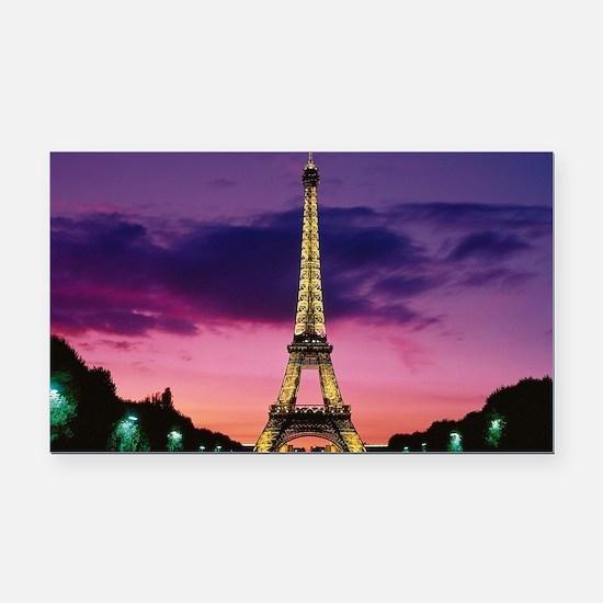 Paris When It Sizzles Rectangle Car Magnet