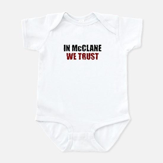 McClane Infant Bodysuit