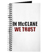 McClane Journal