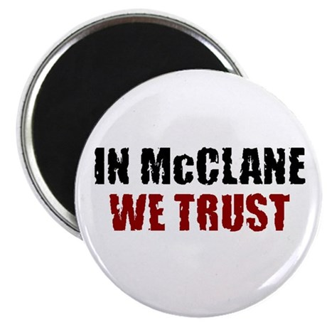 "McClane 2.25"" Magnet (100 pack)"