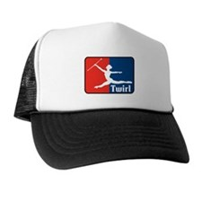Twirl Trucker Hat