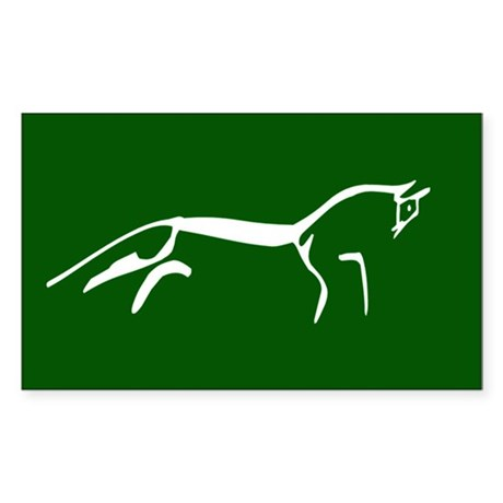 Epona Rectangle Sticker