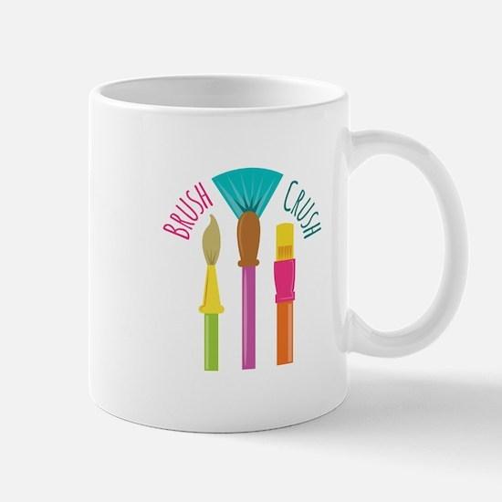 Brush Crush Mugs