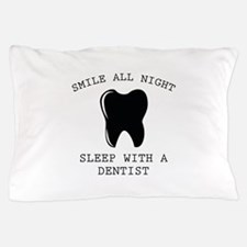 Smile All Night Pillow Case