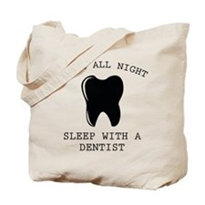 Smile All Night Tote Bag