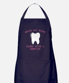 Smile All Night Apron (dark)