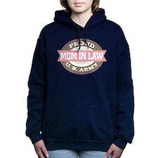 U.S. Army Mother In Law Women's Hooded Sweatshirt