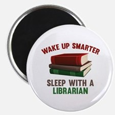 Wake Up Smarter Sleep With A Librarian Magnet