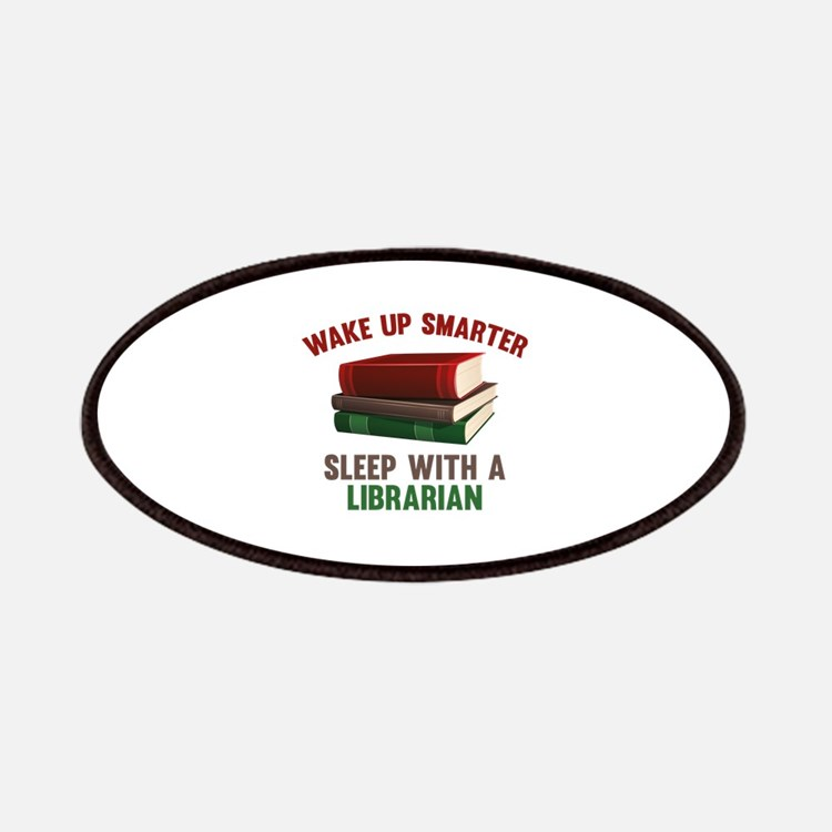 Wake Up Smarter Sleep With A Librarian Patches