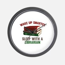Wake Up Smarter Sleep With A Librarian Wall Clock