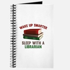 Wake Up Smarter Sleep With A Librarian Journal