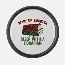 Wake Up Smarter Sleep With A Librarian Large Wall