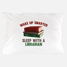 Wake Up Smarter Sleep With A Librarian Pillow Case