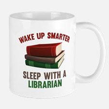 Wake Up Smarter Sleep With A Librarian Mug