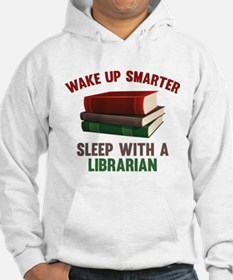 Wake Up Smarter Sleep With A Librarian Hoodie