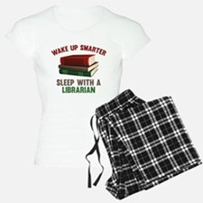 Wake Up Smarter Sleep With A Librarian Pajamas
