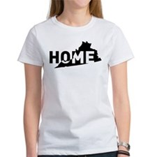 Home is where Virginia is T-Shirt