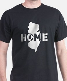 Home is where New Jersey is T-Shirt