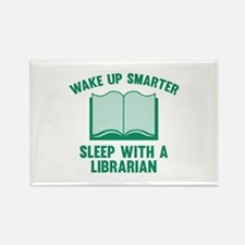 Wake Up Smarter Sleep With A Librarian Rectangle M