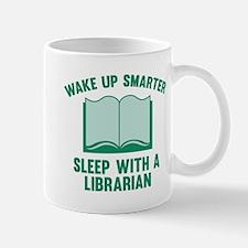 Wake Up Smarter Sleep With A Librarian Mug