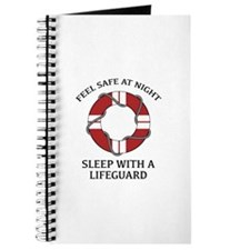 Sleep With A Lifeguard Journal