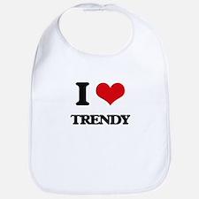 I love Trendy Bib